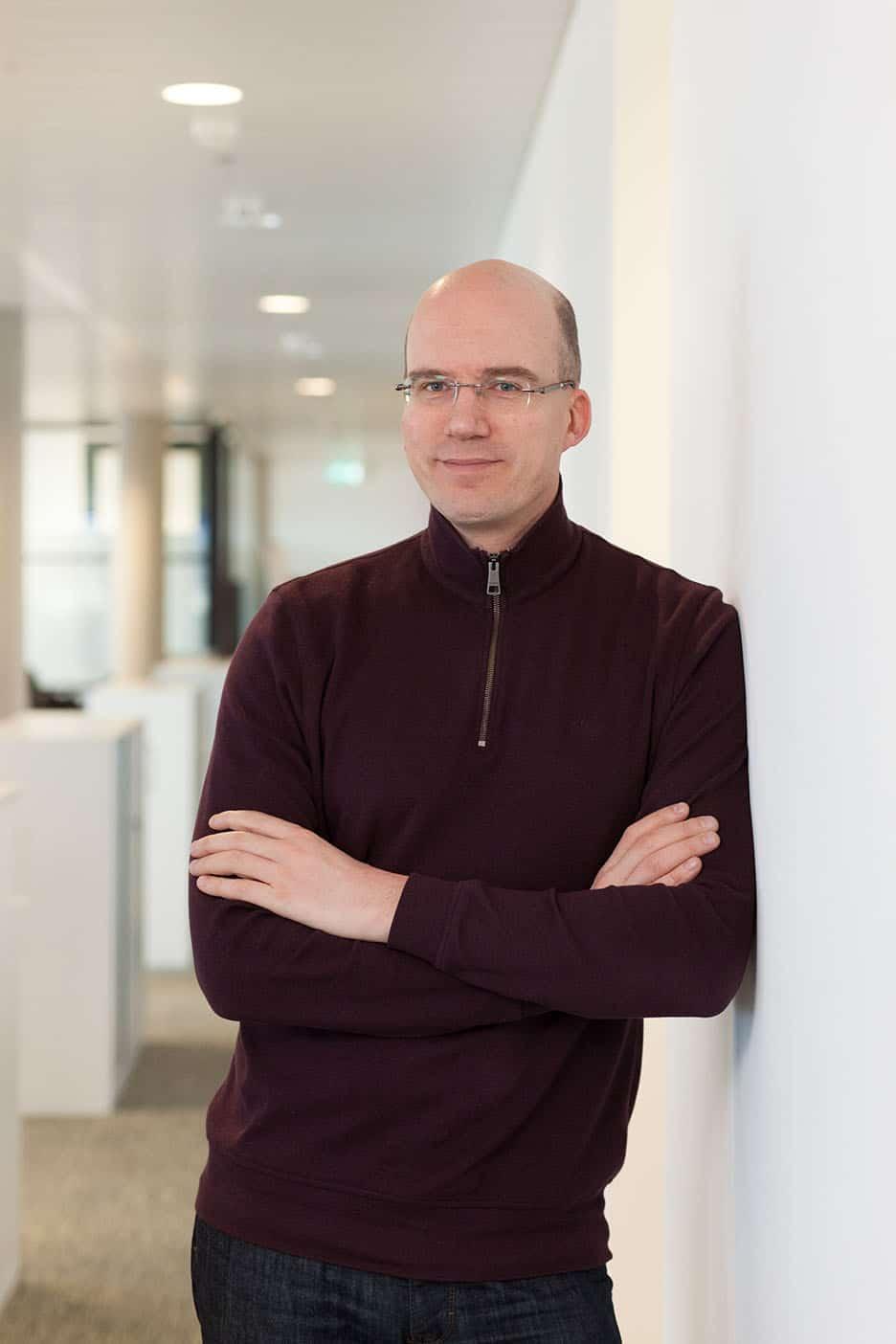 EBRAND Services oprichter Xavier Buck